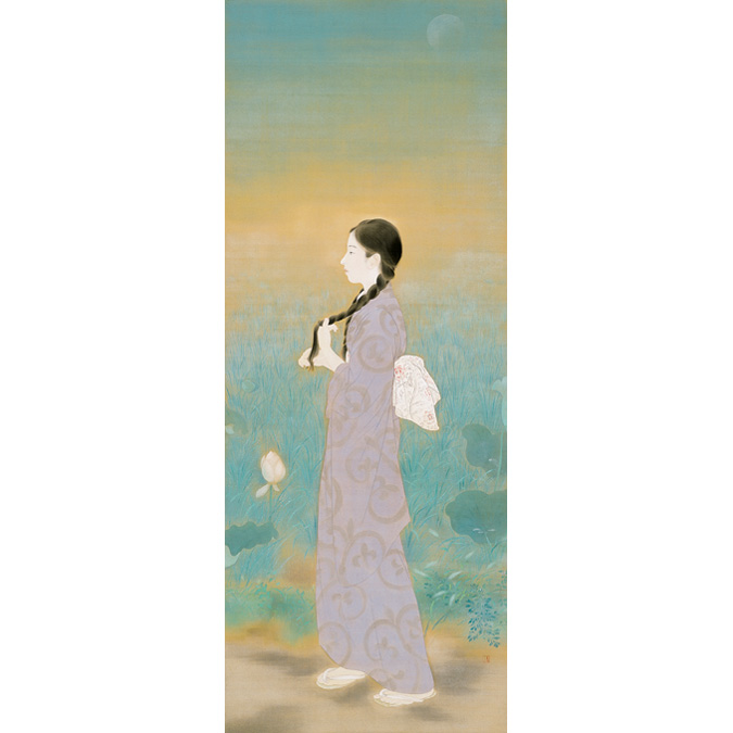 """「鏑木清方 妻」の画像検索結果"""""""
